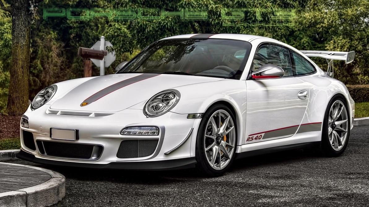 Porsche GT3 by pingallery
