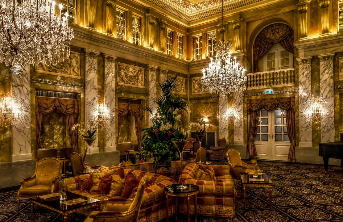 A Viennese Jewel - Hotel Imperial by pingallery
