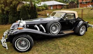 Beautiful classic Mercedes Typ 500K