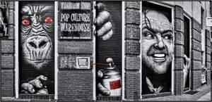 Berlin - Street Art like I it likes
