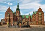 Denmark Frederiksborg Castle I
