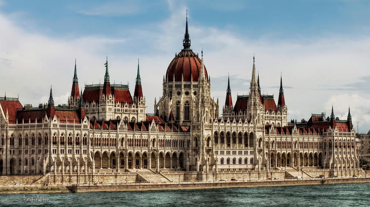 Parliament Building - Budapest by pingallery