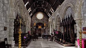 Scotland - St Conans Kirk