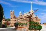 Castillo de Colomares by pingallery