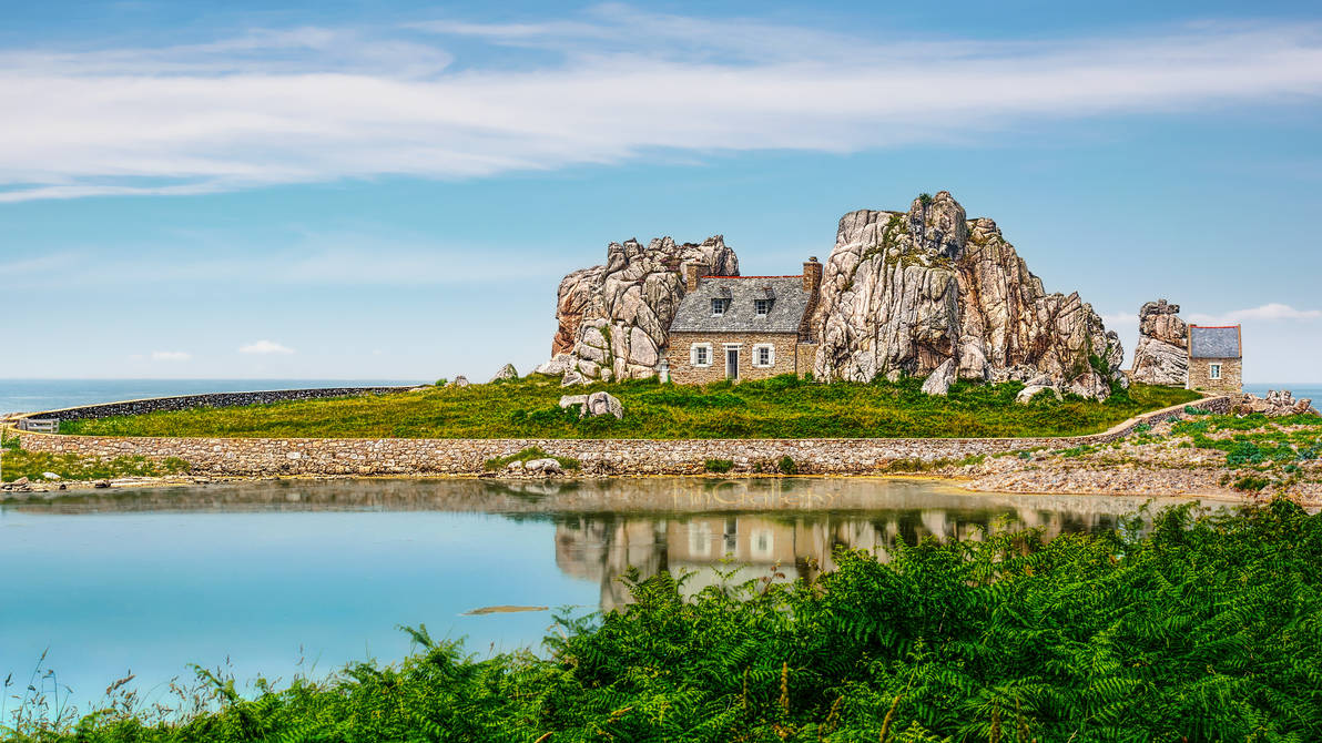 Castel Meur by pingallery