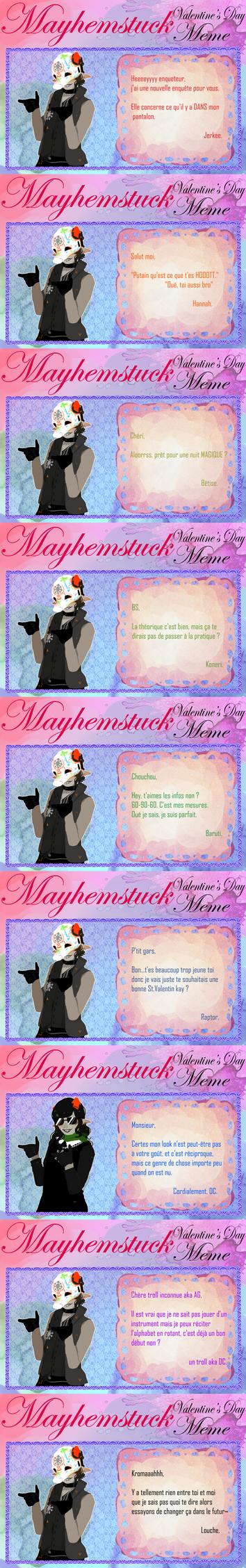 MS I Mini Event I ST-Valentin by Kawaii797