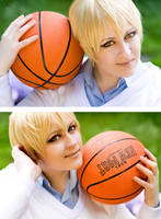 The Basketball Which Kise Plays