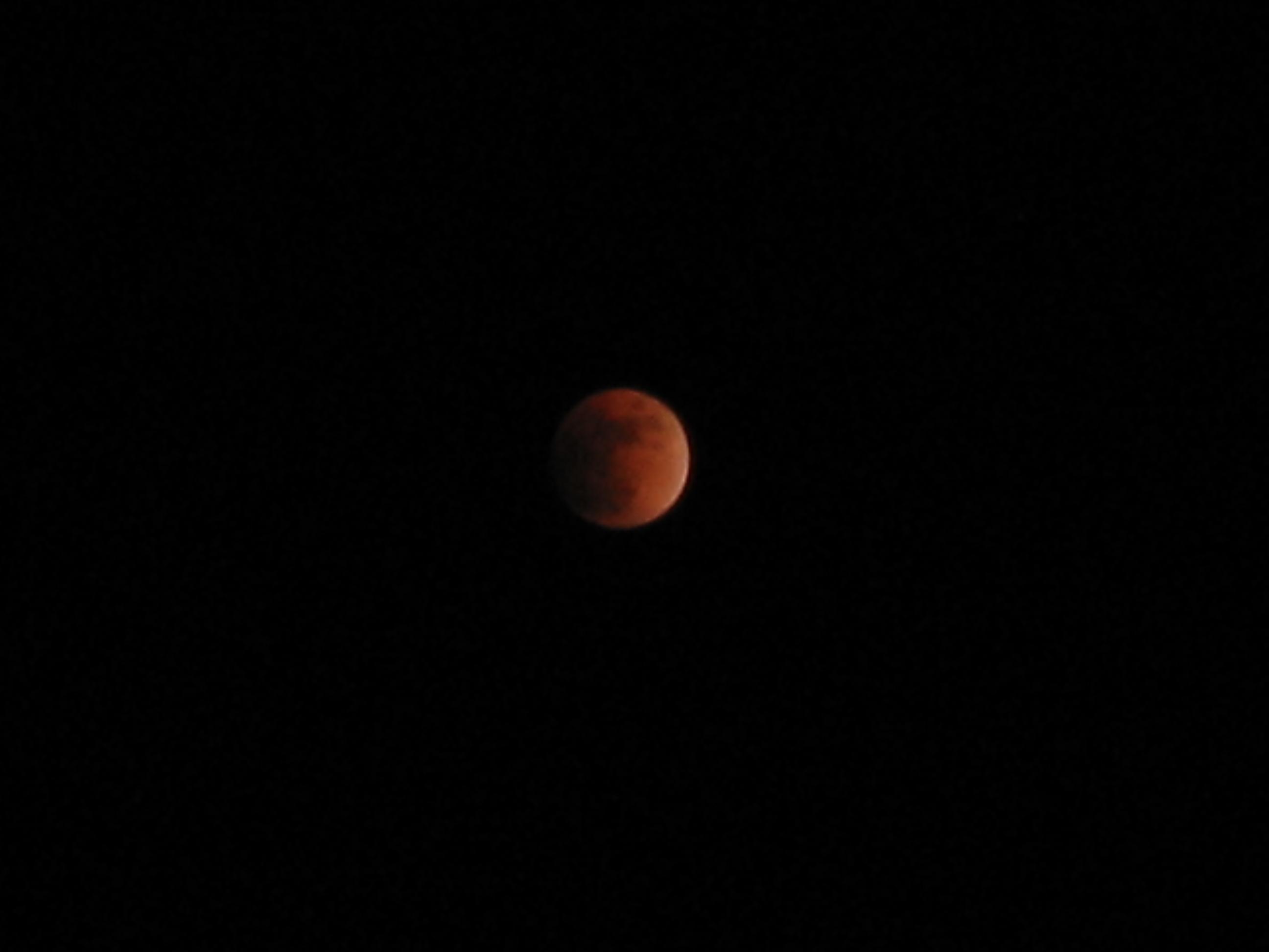 Lunar Eclipse - 2 by AdamTSC