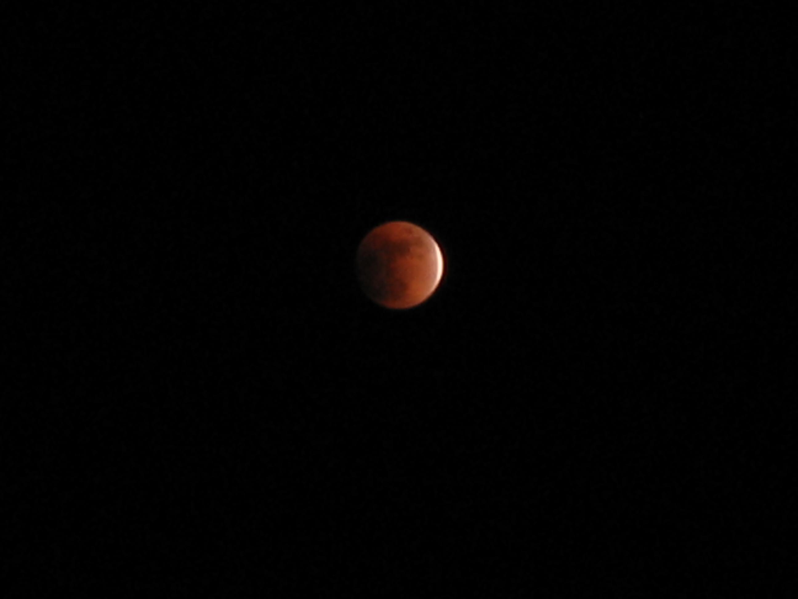 Lunar Eclipse - 3 by AdamTSC