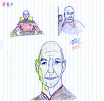 Picard Sketches
