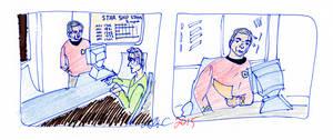Court Martial Sketches