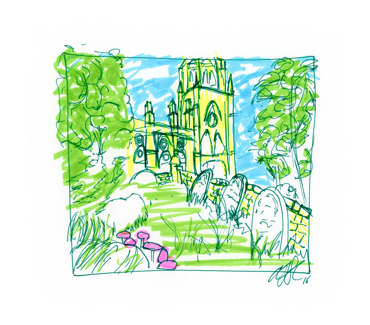 The Elder Scrolls: Oblivion Church 2
