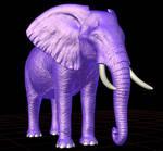 Elephant sculpt update 12