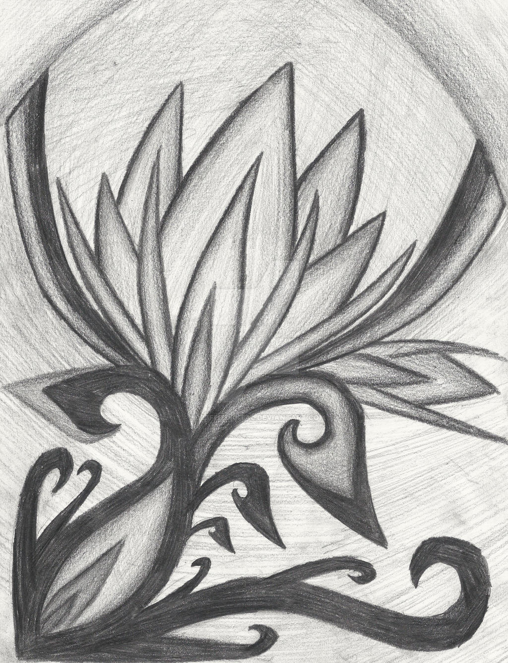 Abstract Drawing #13 by mylifeisdigital on DeviantArt Abstract Drawing