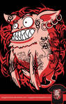 monster tattoo 1