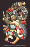 DJ by anggatantama