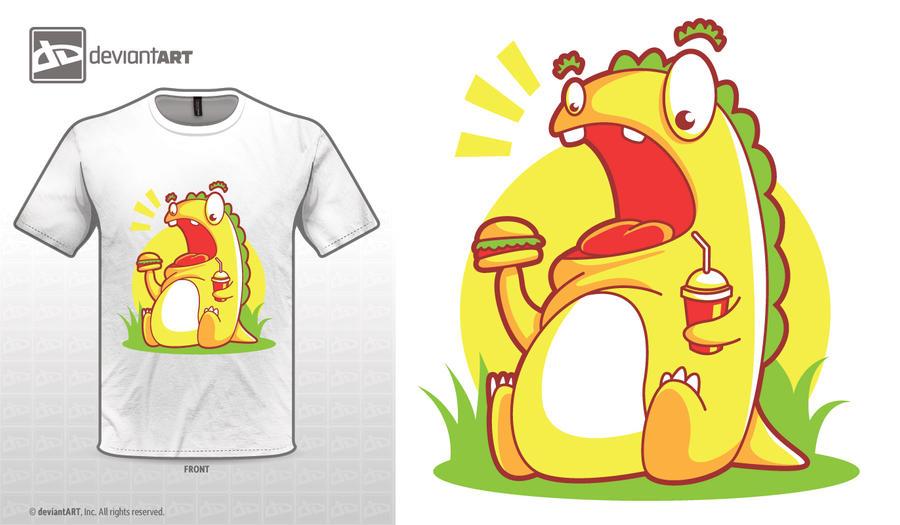 Burger Lover by anggatantama