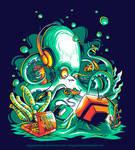 Octopus the Gamer