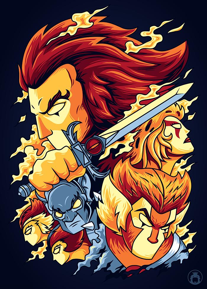 Thundercats by anggatantama