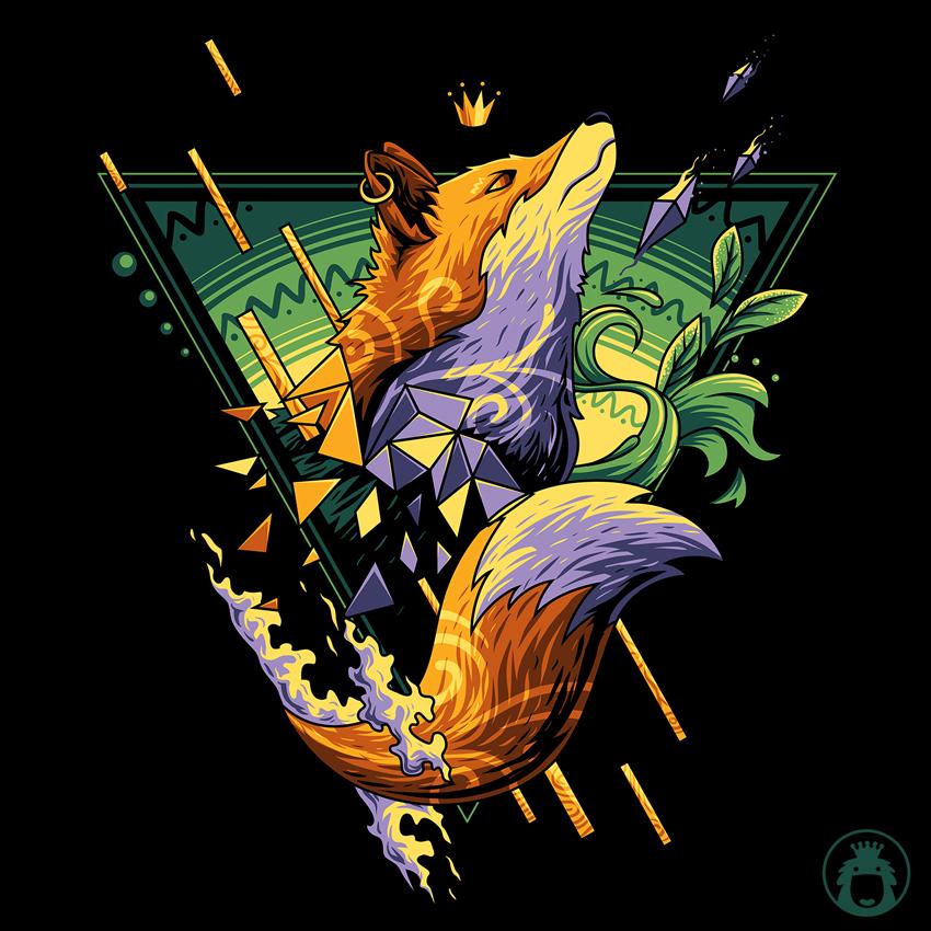 Cool Art T Shirt Design