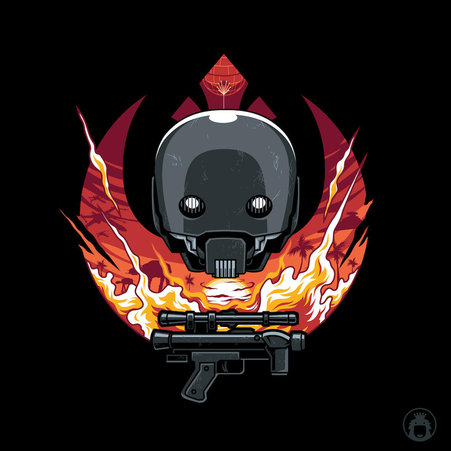 K-2SO by anggatantama