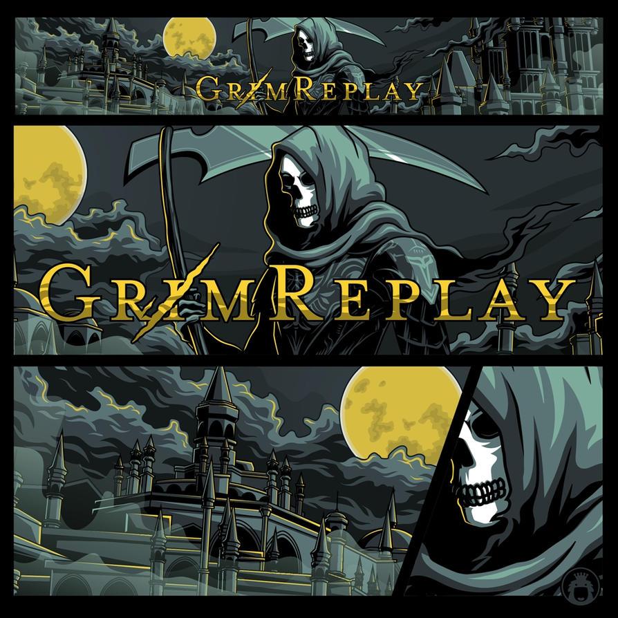 GrimReplay by anggatantama