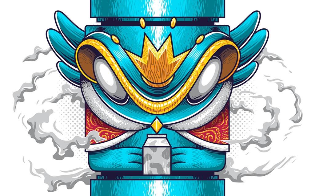 Totem by anggatantama