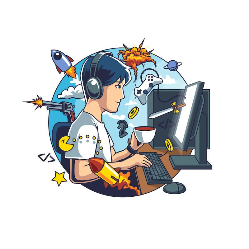 Game Developer by anggatantama