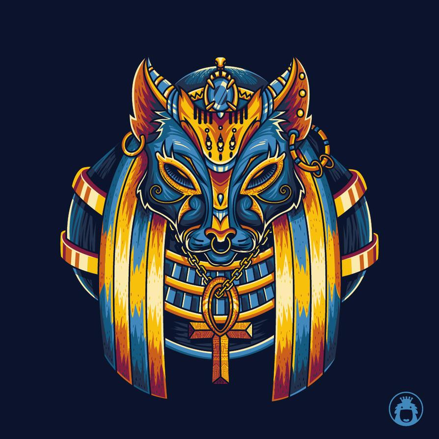 Egypt Mythology 1 by anggatantama