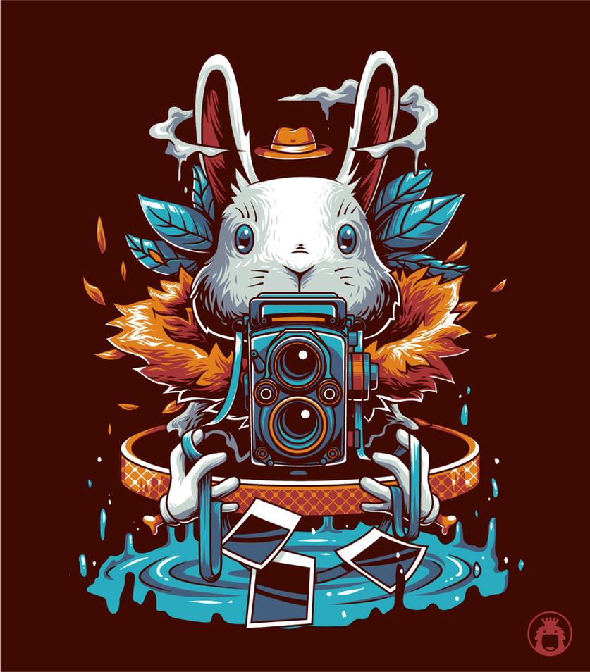 Rabbit by anggatantama