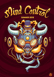 Mind Control by anggatantama
