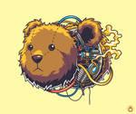 Teddy by anggatantama