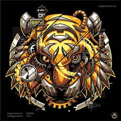 Digitalized Tiger