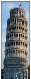 Tower of Pisa by axlar