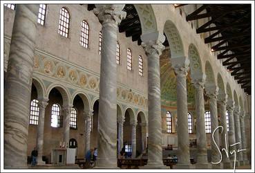 Basilica di S.Apollinare by axlar