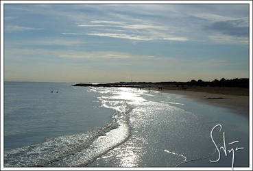 Adriatic Beach by axlar