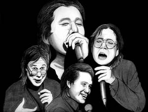 Bill Hicks by -Wedge-