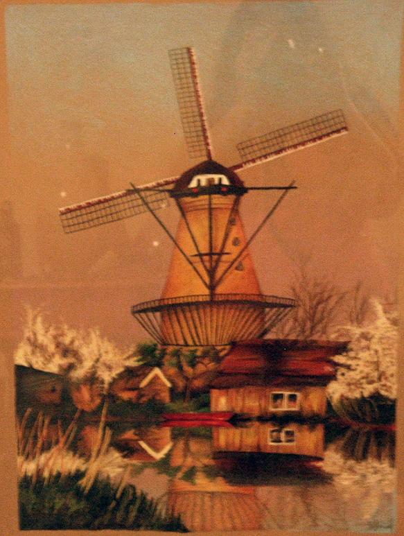 Windmill by corelila