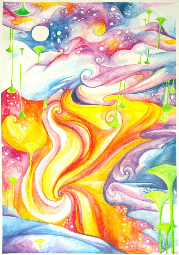 Swirliness by corelila