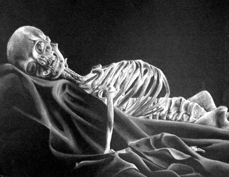Skeleton by corelila