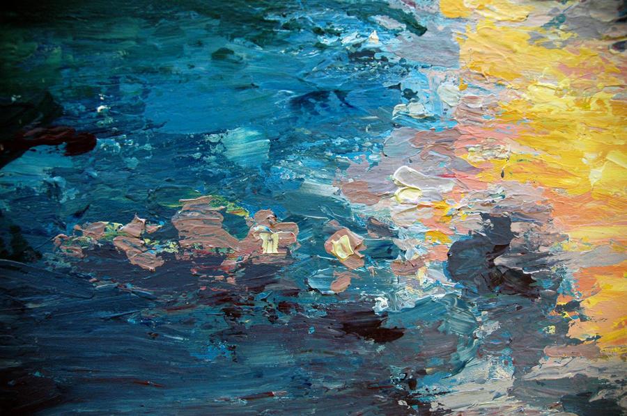 Detail 1 Impressionism by corelila