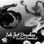 Ink Jot Brushes