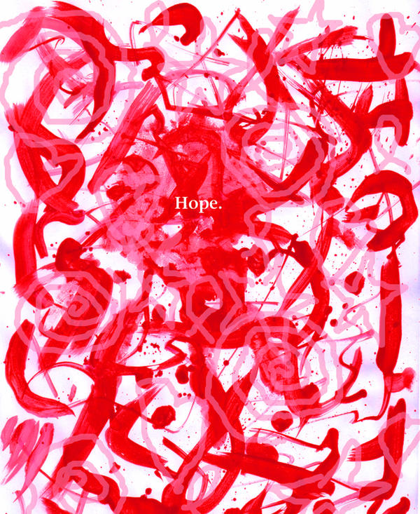 HOPE by corelila