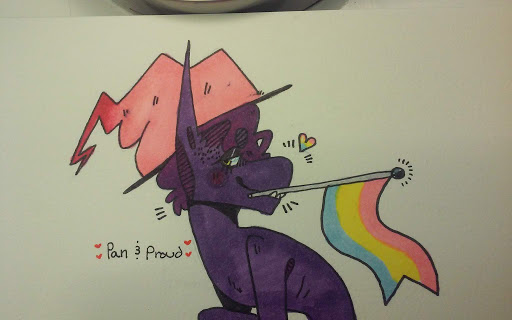 The pride is fucking real, dude by DyyinqDreams