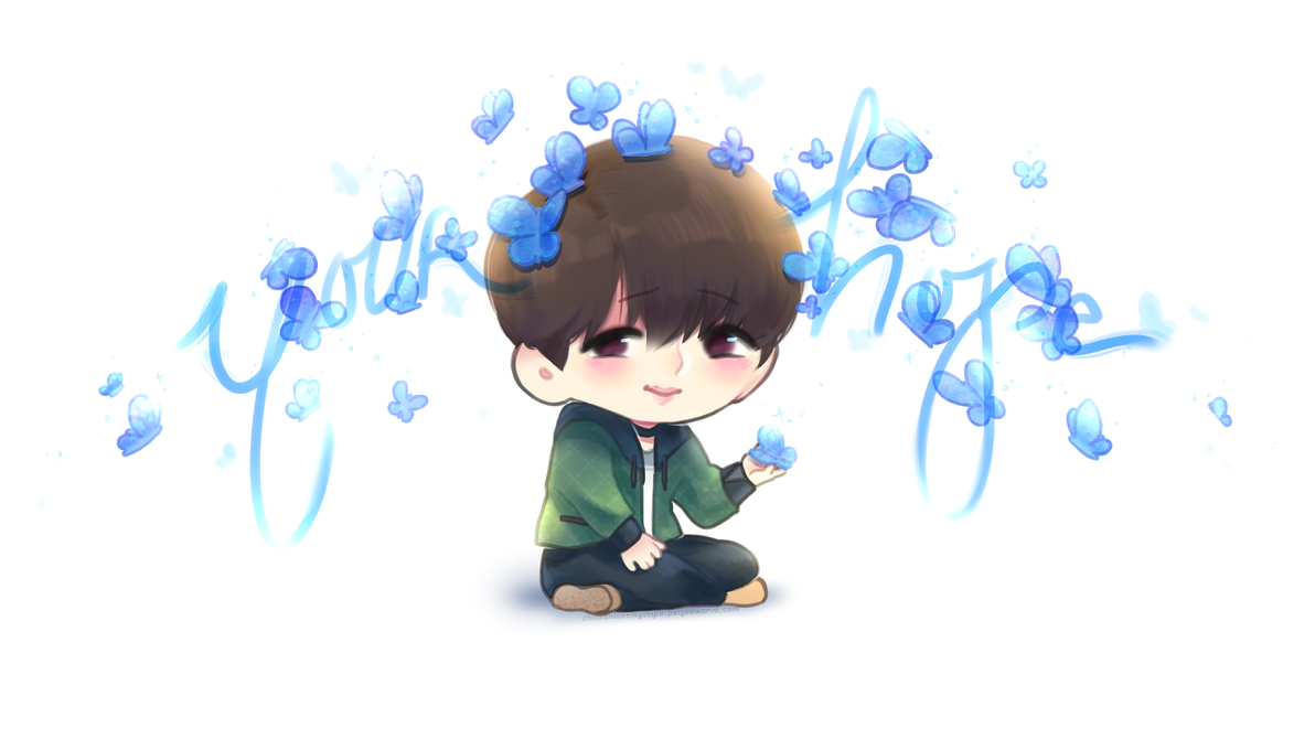 180216 Your Hope [speedpaint] by chickenisntmystyle