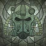 Fallout Power Armor Helmet