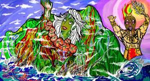 THE STRENGTH OF ALOHA by REYJAHDESIGNS