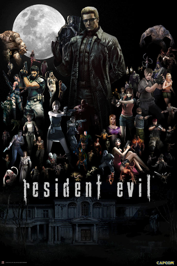 how to find the shotables on resedient evil 5