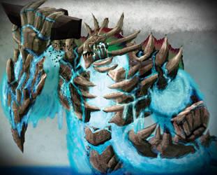 Naga Concept by IGiganticusI
