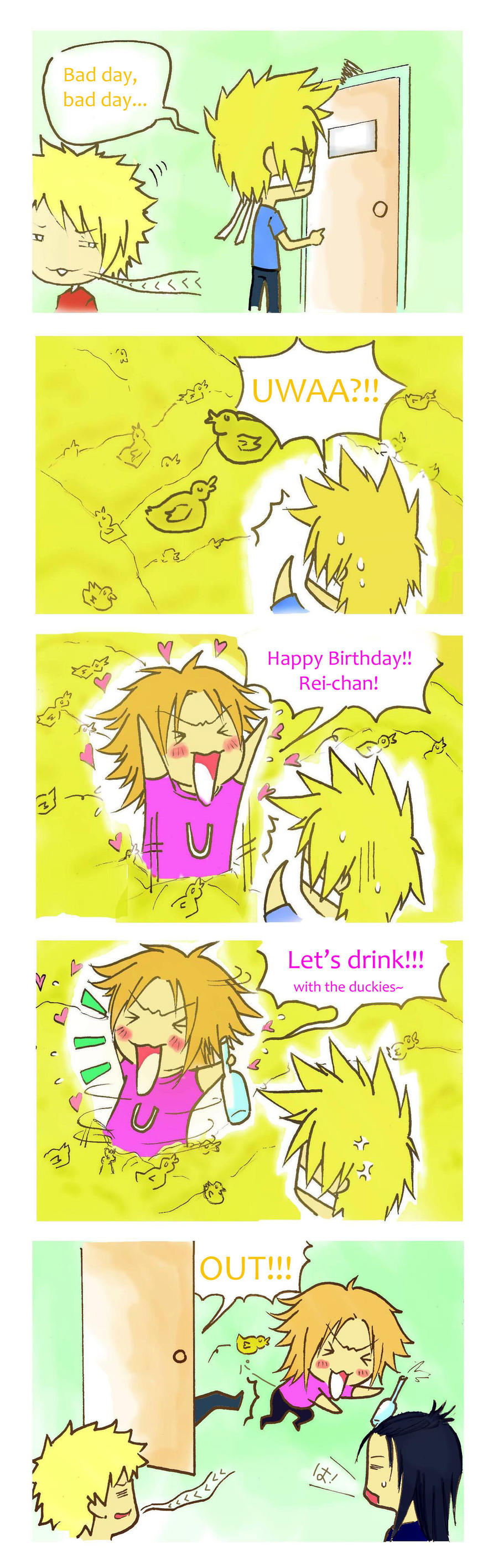 Reita's Birthday - Uru Ver by wasabiyuu